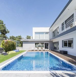 Villa Caldas Prata - Extraordinary 5 Bedroom Villa In Aroeira - Air Conditioning - Pool Table photos Exterior