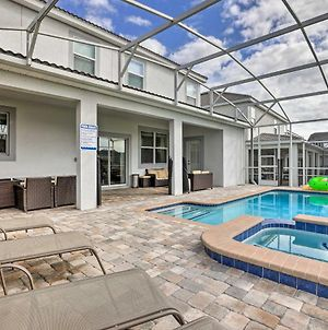 Champions Gate Home With Pool - 11 Mi To Disney photos Exterior