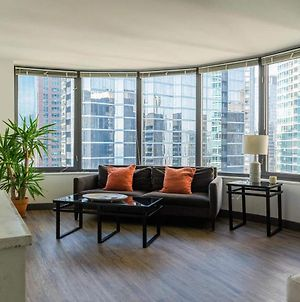 Ultimate 3Br Luxury Suite Near Navy Pier With Gym & Pool By Envitae photos Exterior