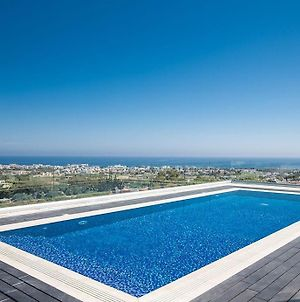 Villa Saranta Gold - Exquisite 3 Bedroom Protaras Villa With Private Pool And Panoramic Views photos Exterior