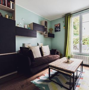Superb Cosy Bright Apt With Garden photos Exterior