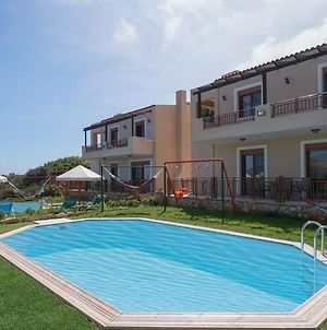 Superior Crete Villa Villa Stefania 3 Bedroom Private Pool Sea View Triopetra photos Exterior