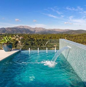 Spectacular Villa With Breathtaking View Large Pool In Buger Mallorca photos Exterior