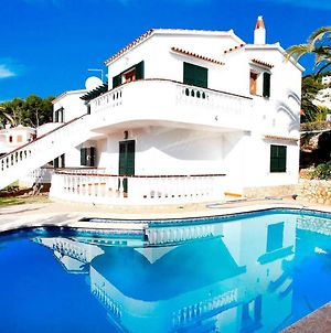 Villa Vidal Is A Great 3 Bedroom 2 Bathroom Son Bou Villa Close To The Beach photos Exterior