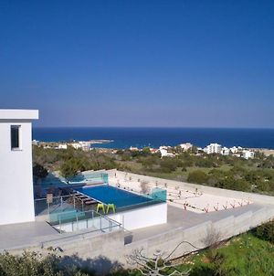 Villa Kono Provoles - Luxury 4 Bedroom Protaras Villa With Stunning Panoramic Sea Views photos Exterior