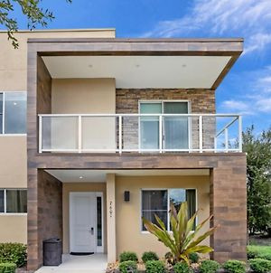 Imagine Your Family Renting This Luxury Contemporary Style Townhome On Magic Village Resort, Orlando Townhome 3699 photos Exterior