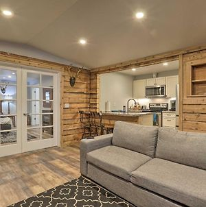 Rustic Anchorage Hideaway Minutes From Trails photos Exterior