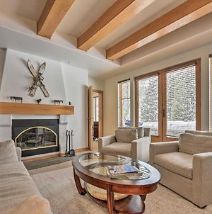 Ski-In And Ski-Out Brighton Condo With Mtn Views! photos Exterior