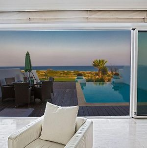Villa Fig Tree Bay Seafront Luxury 5Bdr Seafront Protaras Villa With Panoramic Sea Views photos Exterior