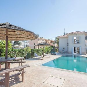 Villa Lefko Sunshine - Lovely 4 Bedroom Protaras Villa With Pool - 2 Minute Walk To Fig Tree Bay photos Exterior