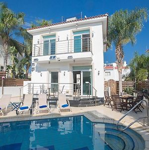 Villa Mesogi Chrysos Beautiful 4Bdr Protaras Villa With Private Pool Close To The Beach photos Exterior