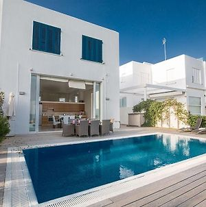 Villa Fig Tree Bay Frontlineluxury 4Bdr Sea-Front Protaras Villa With Pool And Amazing Views photos Exterior
