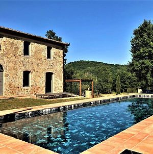 Villa With 4 Bedrooms In Monticiano Siena , With Private Pool And Wifi photos Exterior