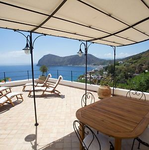 House With 2 Bedrooms In Lipari With Wonderful Sea View Furnished Terrace And Wifi 300 M From The Beach photos Exterior
