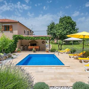 Nicely Decorated Villa With Pool For 8 People In The Heart Of Istria photos Exterior