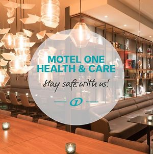 Motel One Hamburg-Alster photos Exterior
