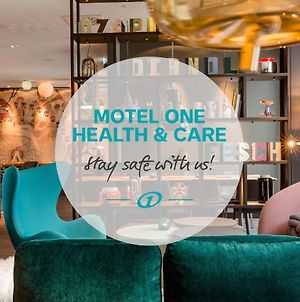 Motel One Munchen City West photos Exterior