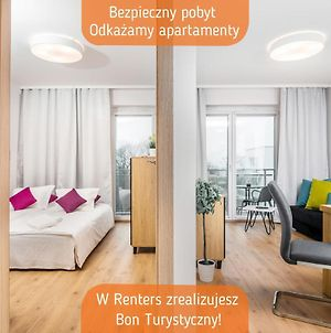 Apartments Wroclaw Rozy Wiatrow photos Exterior