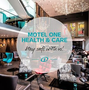 Motel One Wien Westbahnhof photos Exterior