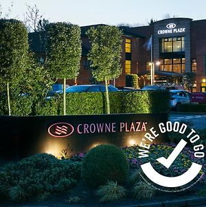 Crowne Plaza - Belfast, An Ihg Hotel photos Exterior
