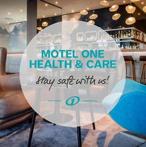 Motel One Frankfurt Airport photos Exterior