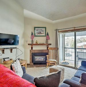 Steamboat Condo With Amenities - 1 Mi To Resort photos Exterior
