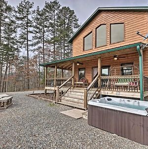 Almond Joy Cabin By Fontana Lake, Bryson City photos Exterior