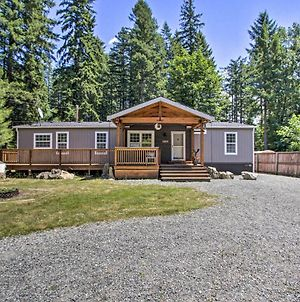 Packwood Cabin Less Than 20 Mi To Mt Rainier Adventure photos Exterior