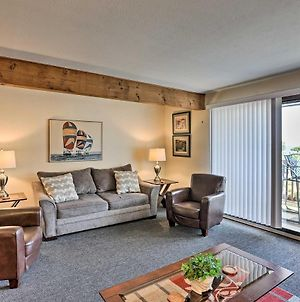 Cozy 1St-Floor Condo Along The Lake Erie Shoreline photos Exterior