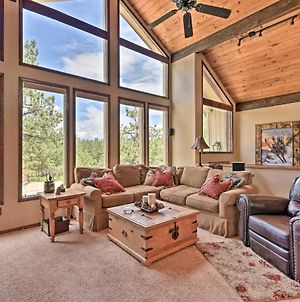 Spacious Angel Fire Getaway, 2 Mi To Slopes! photos Exterior