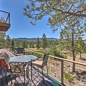 Spacious Mtn Home, 10 Mi To Angel Fire Resort photos Exterior