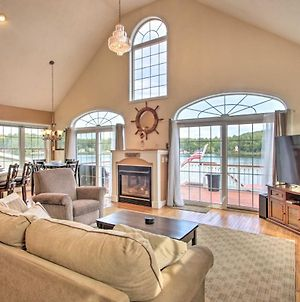 Waterfront Haven On Milton Pond With Boat Dock! photos Exterior