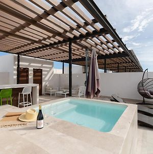 Wonderful Apartment With Private Terrrace And Pool Close To The Beach photos Exterior