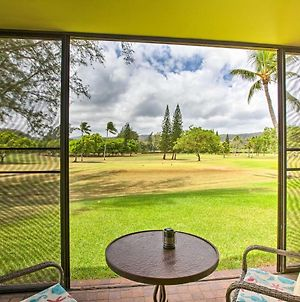 Turtle Bay Condo With Pool Access And Golf Course! photos Exterior
