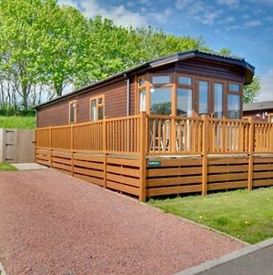 Lovely 3-Bed Lodge In Morpeth photos Exterior