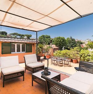 Trastevere Charming Penthouse photos Exterior