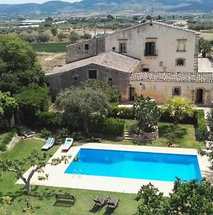 Villa With 8 Bedrooms In Chiaramonte Gulfi With Private Pool Enclosed Garden And Wifi 20 Km From The Beach photos Exterior
