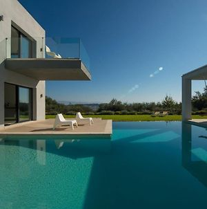 Super Luxury Corfu Villa Villa Eve Private Pool Sea View 4 Bdr Kastania photos Exterior