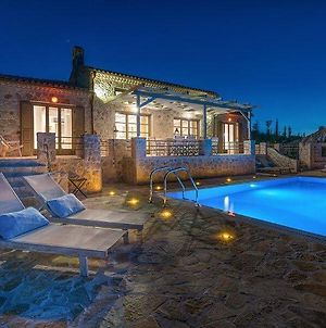 Luxury Zakynthos Villa Moore Villa 8 Guests - 4 Bed Agios Nikolaos photos Exterior