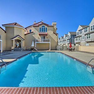 Townhome With Balcony Less Than 1Mi To Wildwood Crest Bch photos Exterior