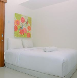 Cozy And Simple Living 1Br Grand Kamala Lagoon Apartment By Travelio photos Exterior