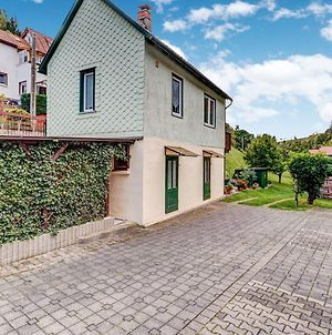 Cozy Holiday Home In Schleusegrund Thuringia With Parking And Garden photos Exterior