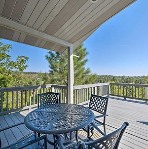 Hilltop Haven With Deck & Nat'L Forest Views! photos Exterior