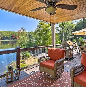 Waterfront Retreat With Private Dock And Beach Area! photos Exterior