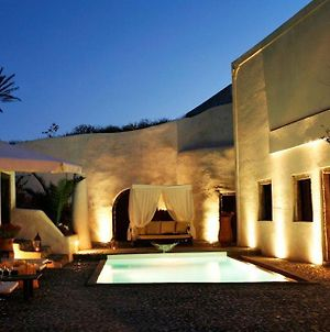 Super Luxury Santorini Villa Mansion Sophia Private Pool Beautiful Terrace 2 Bdr Megalocho photos Exterior