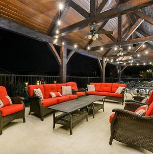 Watermill Cove Resort 8Bed Lakefront Lodge Pool Lazy River 2 Miles To Sdc Dock photos Exterior