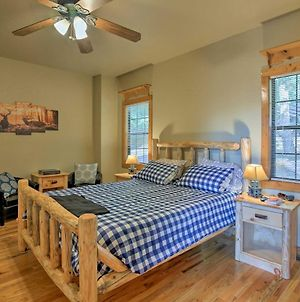 Redesigned Cabin With Private Pool - 6 Mi To Helen! photos Exterior