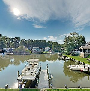 Waterfront Ocean Pines Home With Private Dock Home photos Exterior