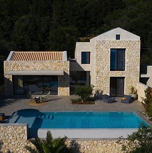 Exquisite Corfu Villa Villa Augustus Stunning Sea Views 2 Bedrooms Paramonas photos Exterior