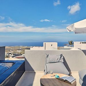 Luxury Santorini Villa Villa Elysian Enas Private Plunge Pool 2 Bedrooms Oia photos Exterior